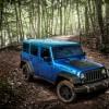 2016 Jeep Wrangler Unlimited Black Bear Edition