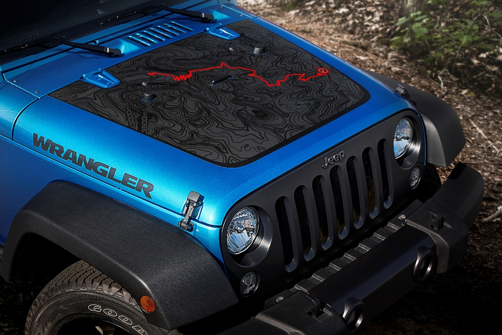 Jeep Lets Loose Black Bear Edition Wrangler The News Wheel