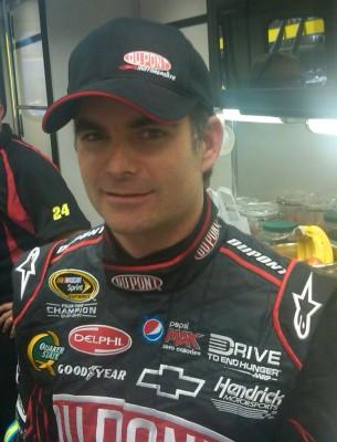 "Gordon will break NASCAR's ""Iron Man"" record this week at New Hampshire"