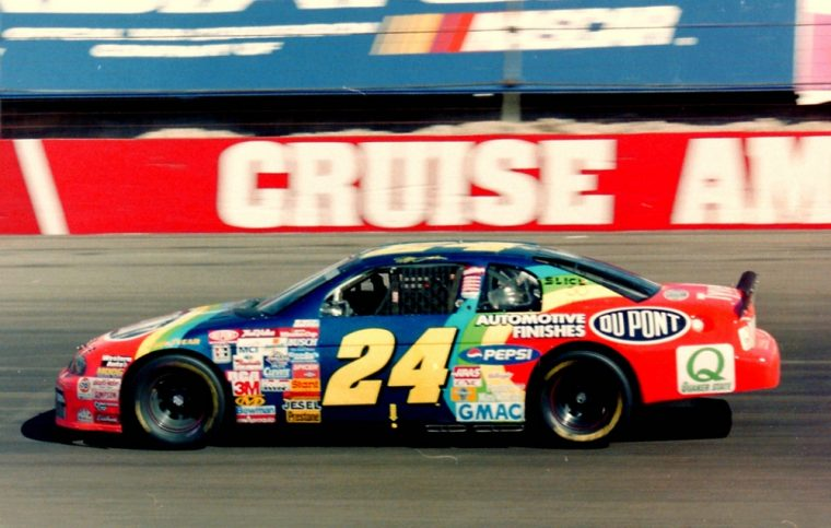Jeff Gordon will become the Cal Ripken Jr. of NASCAR by starting his 789th consecutive race this Sunday at New hamshire