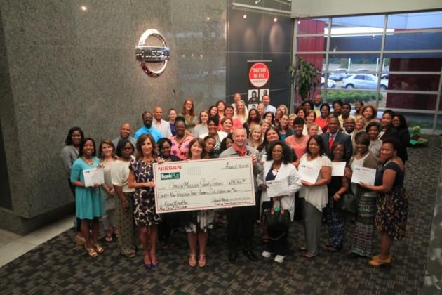 Nissan awards $89,360 in grants