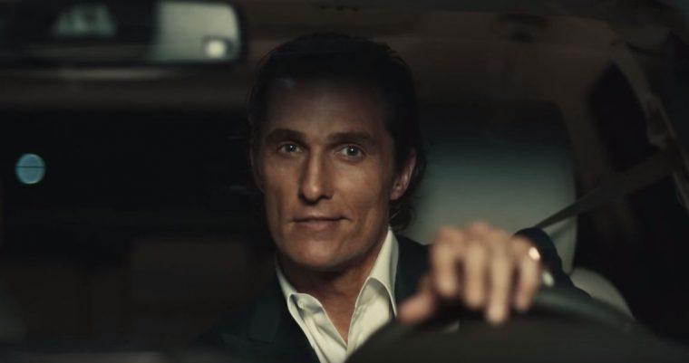 Matthew McConaughey Lincoln MKX