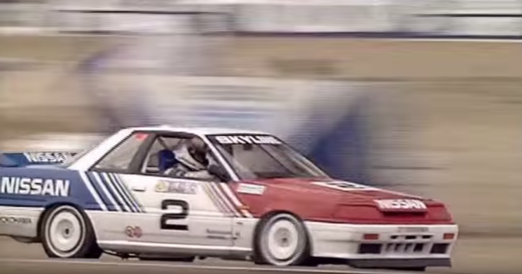 Nissan 1990 Skyline australian touring car championship