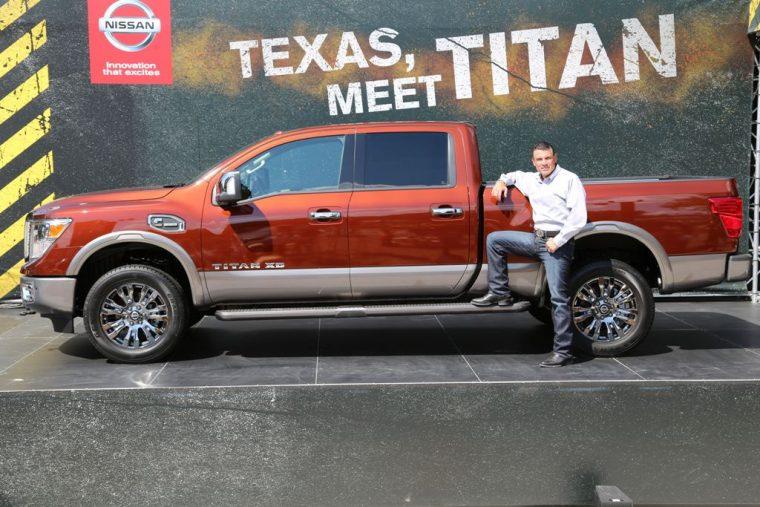 2016 TITAN XD at the State Fair of Texas