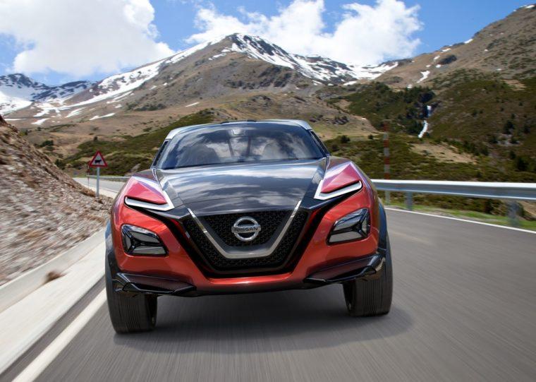 Nissan Gripz Concept Front