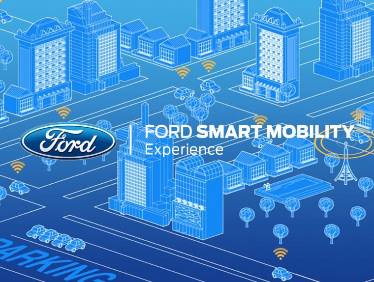 Ford Smart Mobility Experience