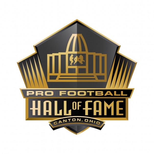 Pro Football Hall of Famer program logo