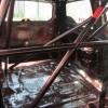 2005 Honda Racing Odyssey interior back seat