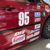 2005 Honda Racing Odyssey van decals