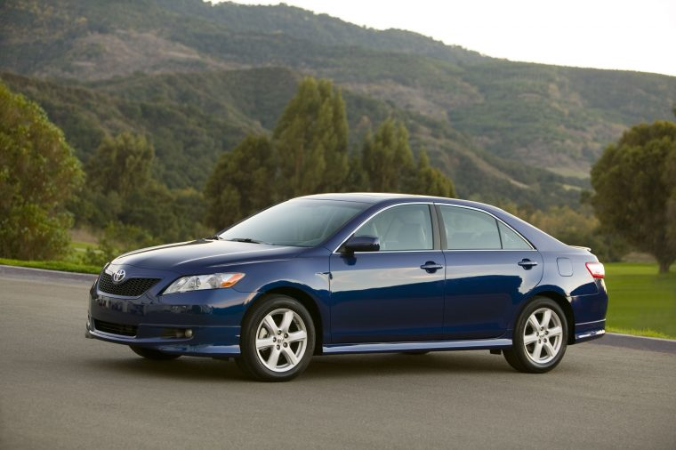 Toyota Recall Window Switches The 2009 Camry