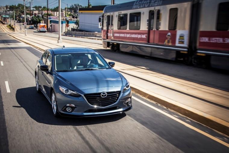 2015 Mazda 3 in town