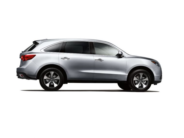 The 2016 Acura MDX features SiriusXM Radio