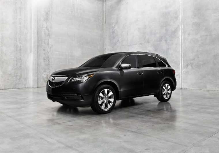 The 2016 Acura MDX is good for 19 mpg in the city
