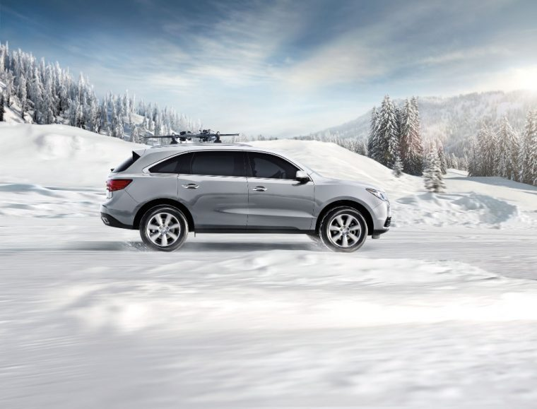 The 2016 Acura Mdx Features A Starting Msrp Of 42 865