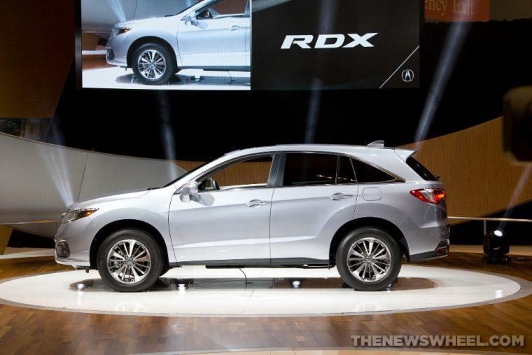 The 2016 Acura RDX comes with SiriusXM® Satellite Radio