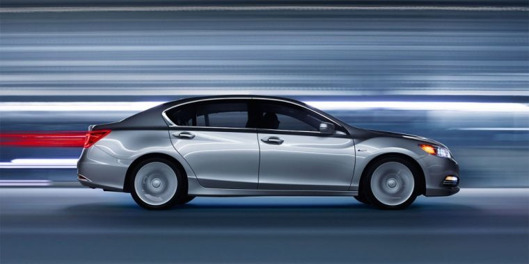 The base model 2016 Acura RLX comes with 310 horsepower
