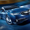 The 2016 Acura TLX comes available with auto dimming side mirrors