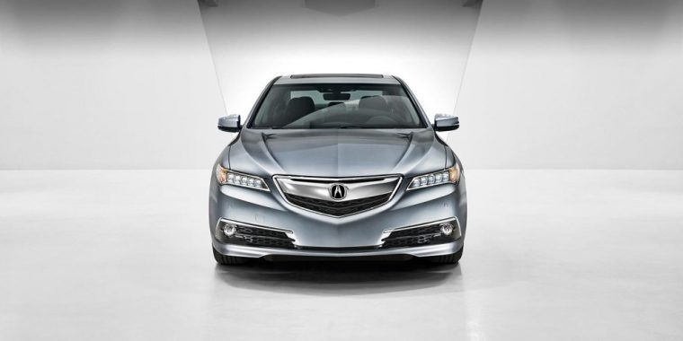 The 2016 Acuta TLX comes available with Rain-sensing windshield wipers