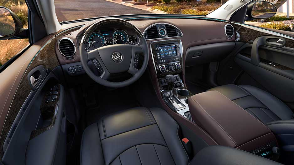 2016 Buick Enclave Overview - The News Wheel