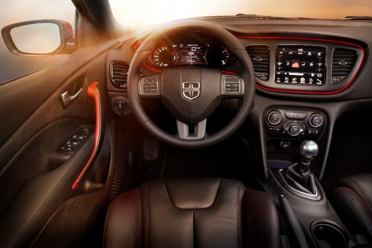 2016 Dodge Dart Steering Wheel