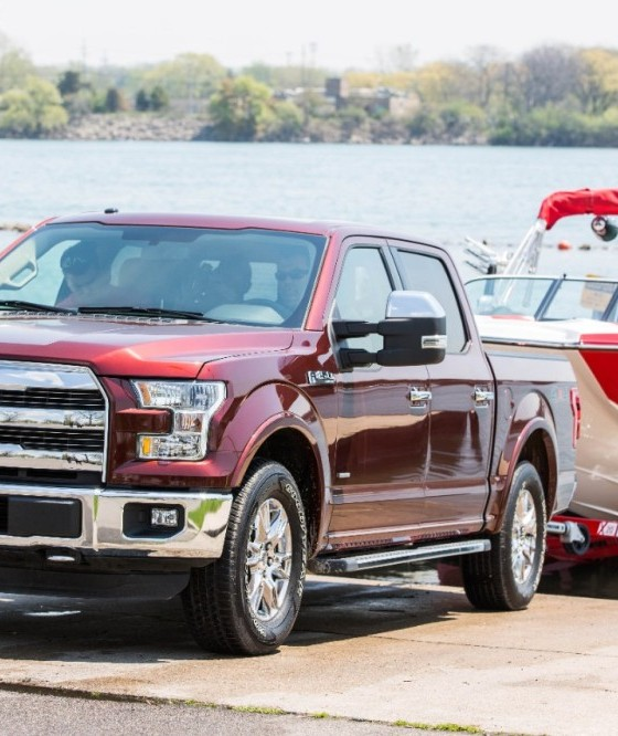 2016 Ford F-150 Overview