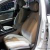 The 2016 Hyundai Sonata Hybrid comes with premium cloth seats