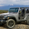 2016 Jeep Wrangler Silhouette