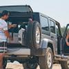 2016 Jeep Wrangler Unlimited Cargo