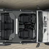 2016 Jeep Wrangler Unlimited Interior Setup