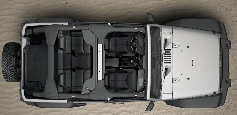 2016 Jeep Wrangler Unlimited Interior Setup The News Wheel