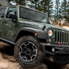 2016 Jeep Wrangler Unlimited Off Road Performance