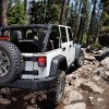 2016 Jeep Wrangler Unlimited Rubicon White