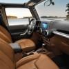 2016 Jeep Wrangler Unlimited Sahara Interior