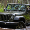 2016 Jeep Wrangler Unlimited Water Fording