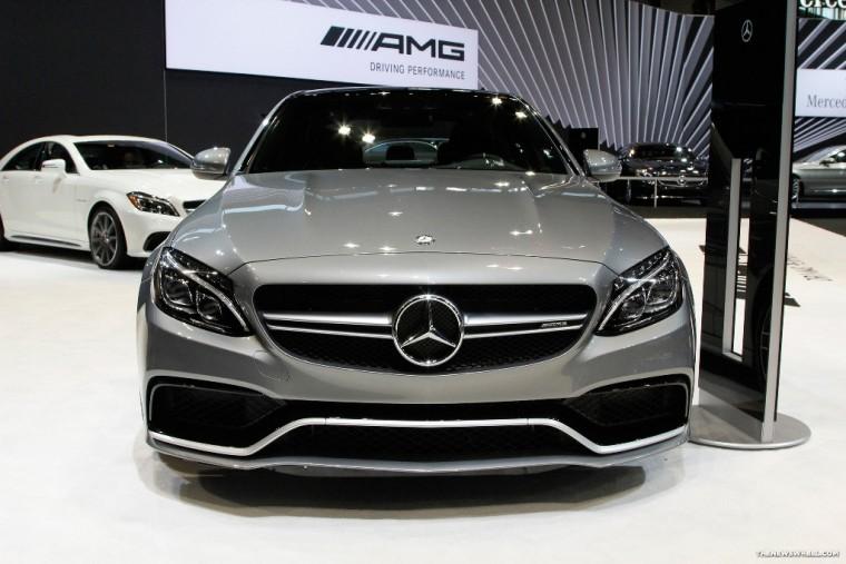 2016 Mercedes Benz C Cl Amg C63