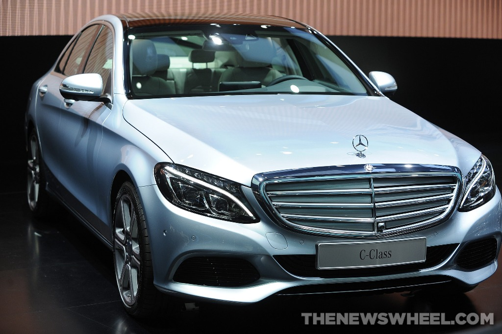 סופר 2016 Mercedes-Benz C-Class Overview - The News Wheel OK-49