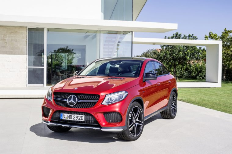 The new Mercedes-Benz GLE-Class is already a sales leader for the luxury brand