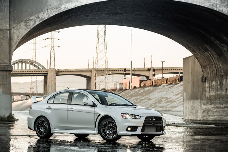 2016 Lancer Evolution >> Mitsubishi Says Goodbye To Iconic Rally Car With 2015 Lancer