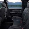 2016 Ram 1500 Backseat