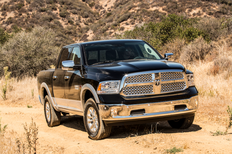 Ram 1500 Ecodiesel Named New King Of Canada The News Wheel