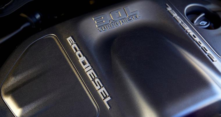 2016 Ram 1500 Engine