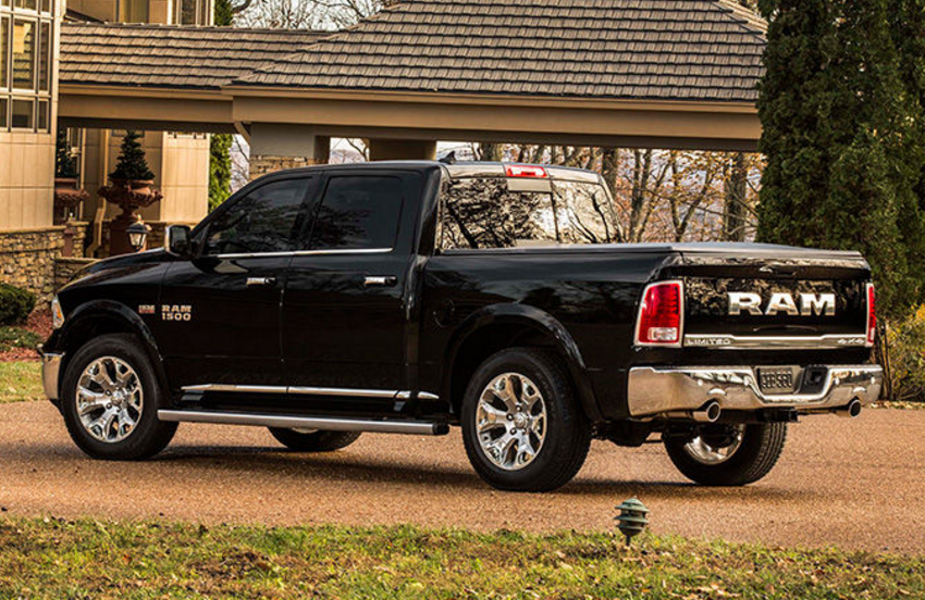 2016 Ram 1500 Overview - The News Wheel