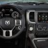 2016 Ram 1500 Standard Dashboard