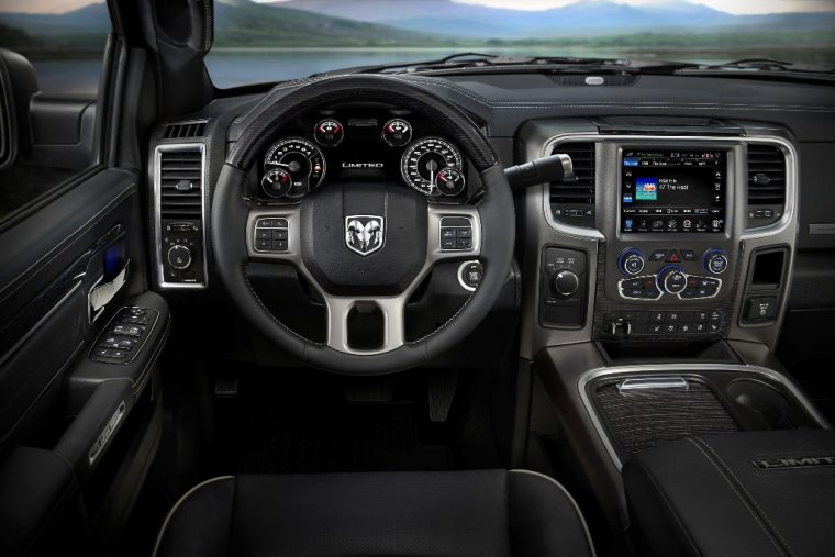 2016 Ram 3500 Steering Wheel