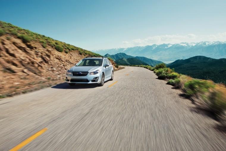2016 Subaru Impreza Performance