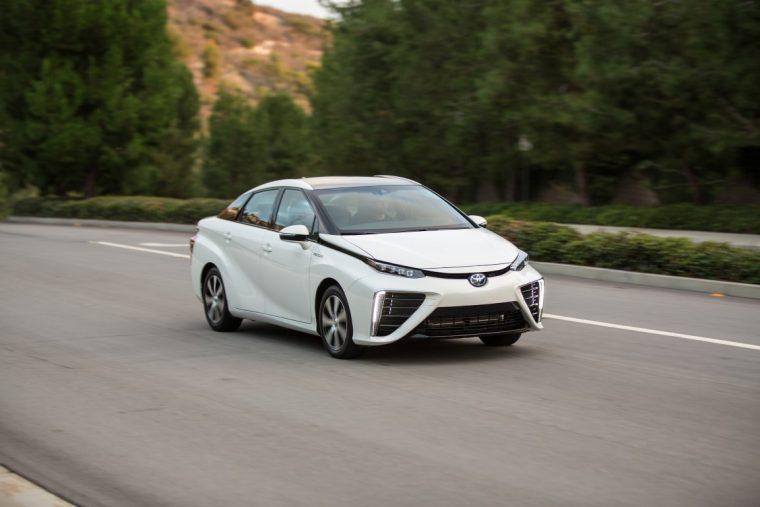 2016 Toyota Mirai delivery delay