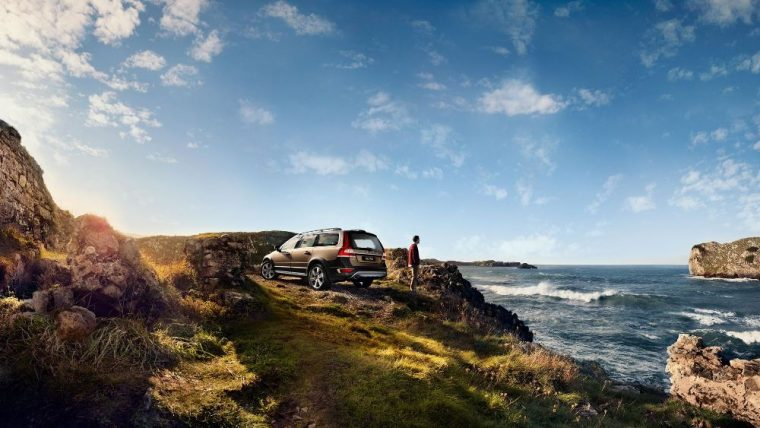 The 2016 Volvo XC70 comes standard with all season tires
