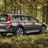 The 2016 Volvo XC70 comes available with a roof rack