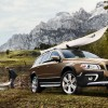 The 2016 Volvo XC70's rear park assist camera is one its great safety features