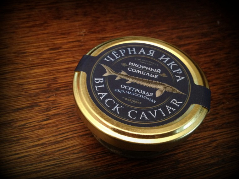 Russian Black Caviar